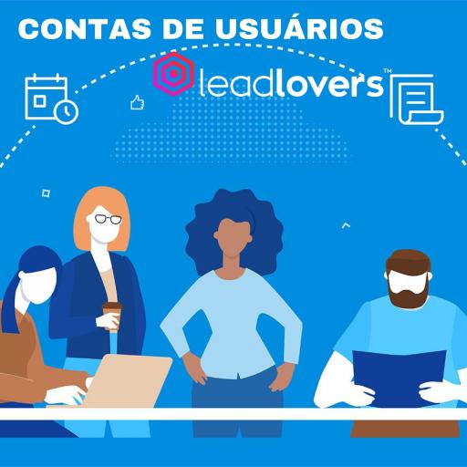 Contas de Usuários no LeadLovers